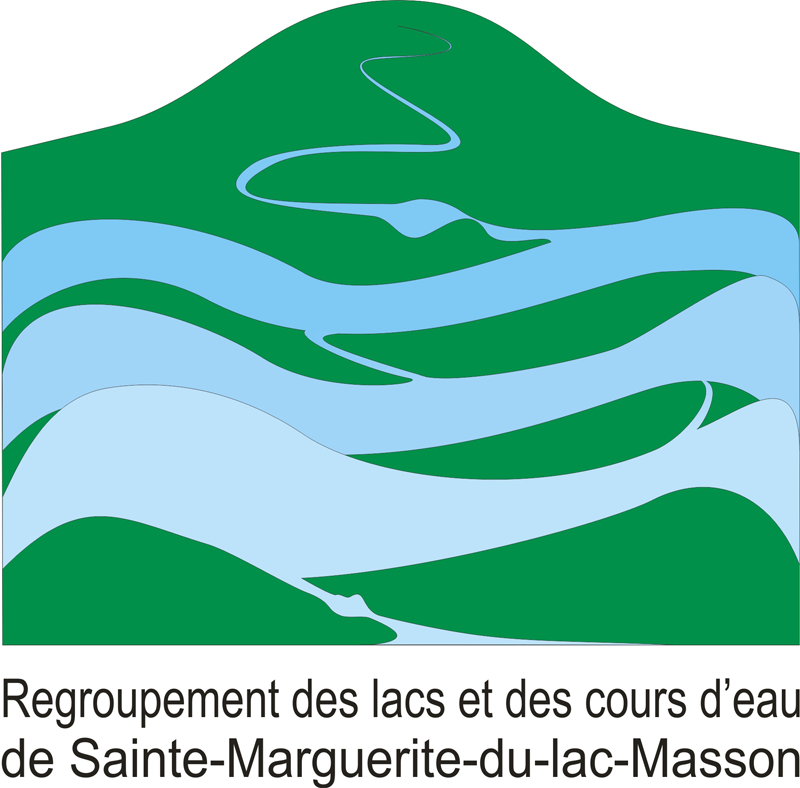 Regroupement des lacs et des cours d'eau